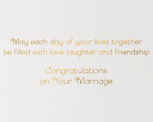 Wedding Cake Wedding Greeting Card