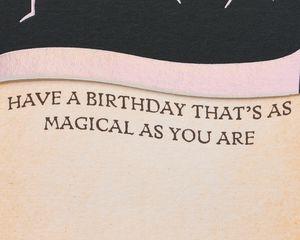 Scene Harry Potter Birthday Greeting Card