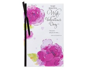 Religious Your Valentine's Day Card for Wife