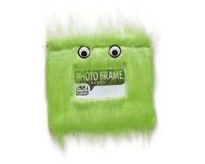 Warm Fuzzy Green Picture Frame