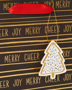 Joy Holiday Gift Bag