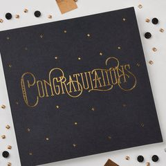 Congratulations Graduation Card, 6-Count