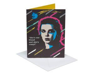 Stranger Things™ Eleven Gift Card Holder