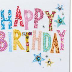 Wonderful Day Birthday Greeting Card