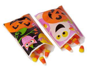 Halloween Friends Mini Treat Bags, 80-Count