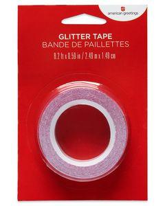 Pink Glitter Tape