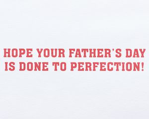 Master of the Grill Father's Day Greeting Card
