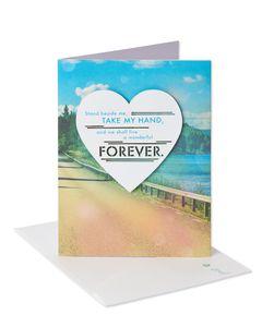 Romantic Forever Card