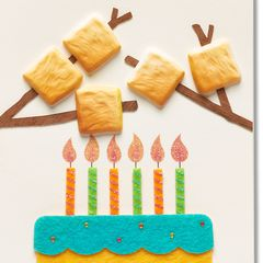 S'more and S'more Birthday Greeting Card