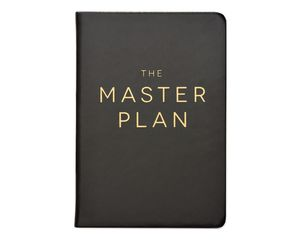 Eccolo Master Plan Style Journal