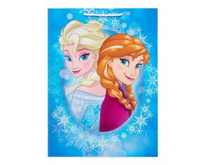 jumbo frozen christmas gift bag