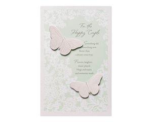 Lasting Love Wedding Card