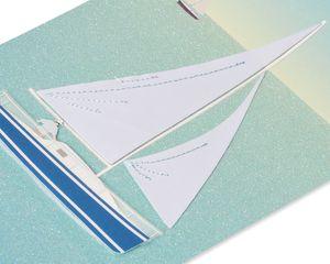 Sailboat Birthday Greeting Card