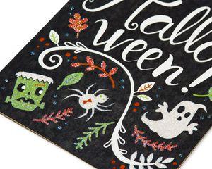 Hauntingly Happy Halloween Card