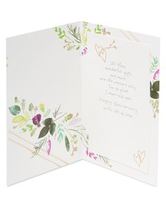 Kathy Davis Amazing Husband Anniversary Card for husband