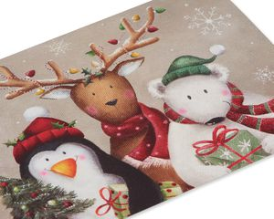 Winter Friends Christmas Boxed Cards, 14 Count
