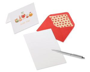Owl Boxed Blank Note Cards with Envelopes, 20-Count