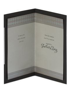 Good Man Father's Day Card