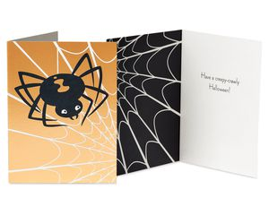Mini Halloween Card Bundle, 4-Pack