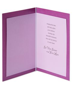 Loss of Mother Sympathy Card