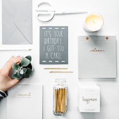 katie loxton happiness candle lifestyle image