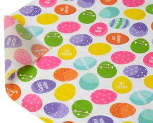 Easter Egg Tissue Paper, 6-Sheets
