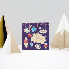 Deck Yourself Christmas Greeting Card
