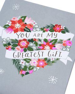 Greatest Gift Christmas Card