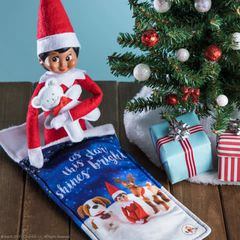 The Elf on the Shelf® Claus Couture Scout Elf Slumber Set