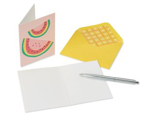 Fruits Boxed Cards and Envelopes 20-Count
