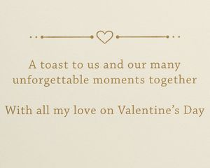 Moments Together Valentine's Day Greeting Card