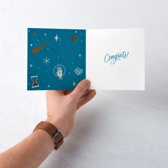 Here's to You Graduation Card