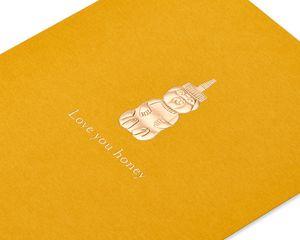 Star Wars Leather Ewok Star Wars Birthday Greeting Card
