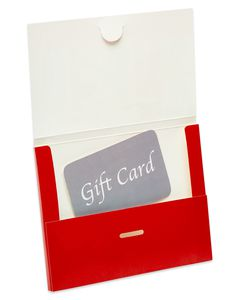 Merry Christmas Gift Card Holder