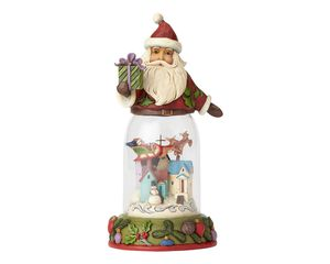 Jim Shore Christmas Santa Claus Figurine