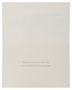 Santa's Station Wagon Christmas Boxed Cards, 14 Count