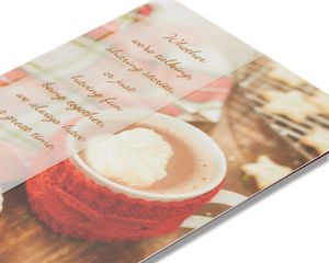 Hot Cocoa Holiday Card