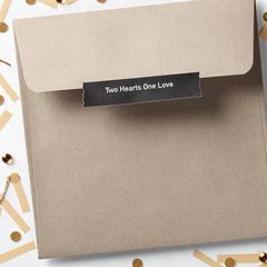 Joined In Love Congratulations Card