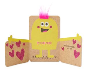 Funny Hug Mother's Day Card