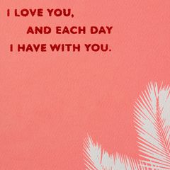 Romantic Good Valentine's Day Card