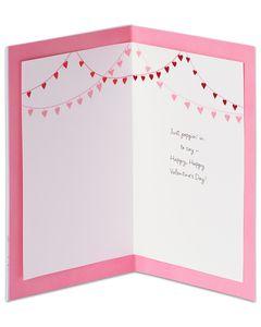 Puppy Valentine's Day Card