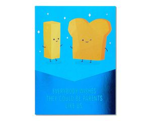 funny losers father's day card