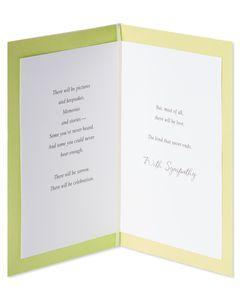 Love Sympathy Card