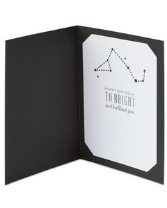 Bright and Brilliant Birthday Card