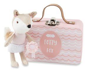 Mud Pie Potty Fox Girl