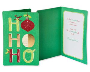 Christmas Card Bundle, 2-Count
