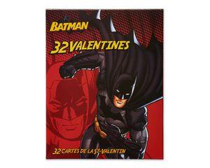 Batman School Valentine's Day Cards, 32 Ct