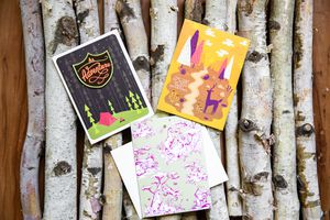 Sweet Adventures Thinking of You Card Lifestyle Image