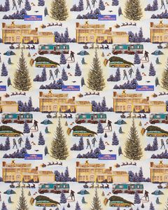 Christmas Vacation Christmas Wrapping Paper, 40 Total Sq. Ft.