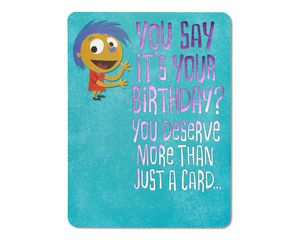 Entire Party Birthday Card